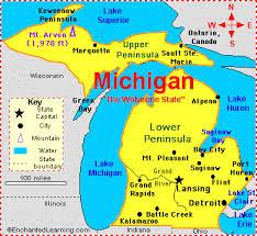 State Abbreviation - MI