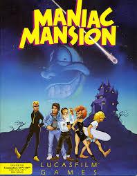 maniac mansion nintendo