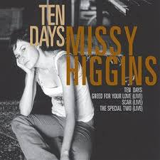 Missy Higgins - Ten Days - EP