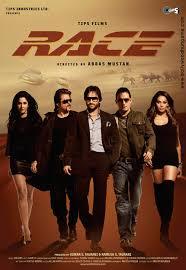 race hindi film