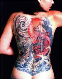 Yakuza Tattoos in Japan