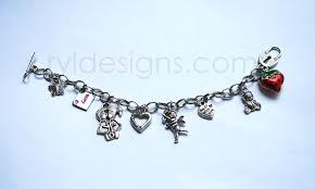 charm bracelet design