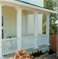 hardwood columns