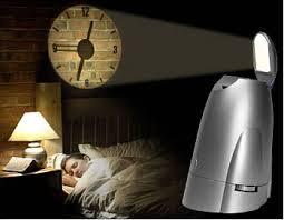 clock projectors