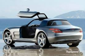 mercedes amg gullwing