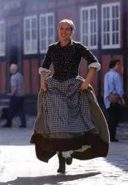 denmark traditional clothing