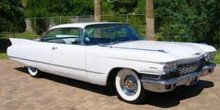 1960 cadillacs for sale
