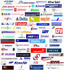 logos for airlines