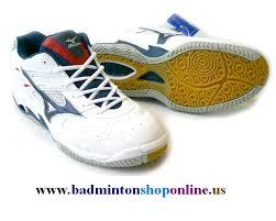 mizuno badminton shoes