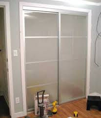 rolling closet doors