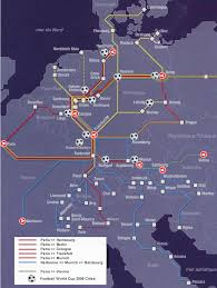 german train maps