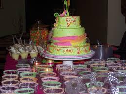 candy themed birthday