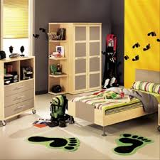 childrens bedroom painting