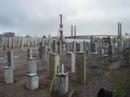 construction pilings