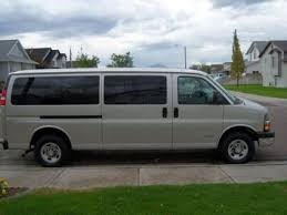2005 chevrolet express van