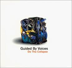 Guided By Voices - Mushroom Art