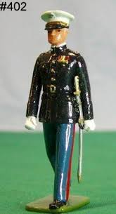 marine corps officer dress blues