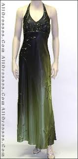 black and green prom dresses