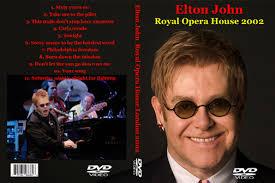 elton john dvds