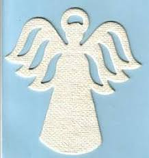 angel cut outs