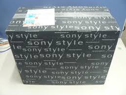 sony box