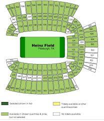 heinz field club level