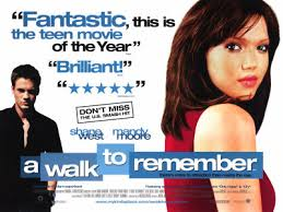 a walk to remember cast