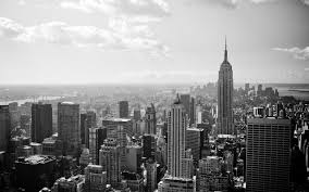 black and white pictures of new york