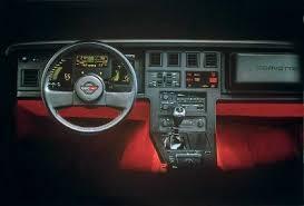 corvette 1986
