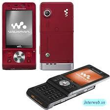 new sony ericsson mobile phone