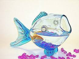 fish shaped fishbowl
