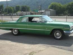63 impala ss for sale