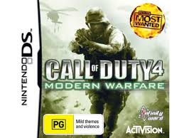 call of duty 1 ds