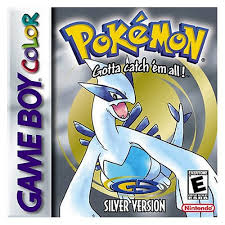 game boy pokemon silver