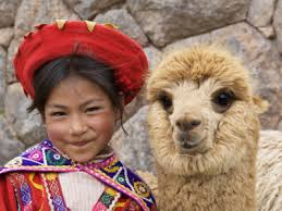 girl from peru