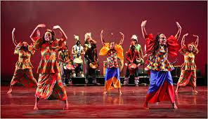 african dance costume