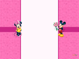 mickey and minnie mouse birthday