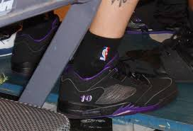 mike bibby shoes
