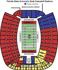doak campbell stadium seating