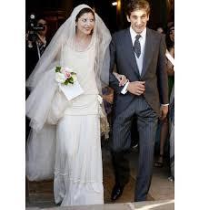 chanel wedding gown