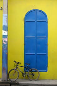 bicycle yellow
