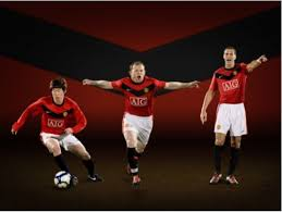 new man u home kit