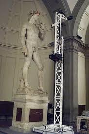 large statue