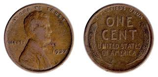 old penny
