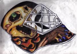 miikka kiprusoff mask