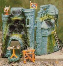 castle greyskull toy