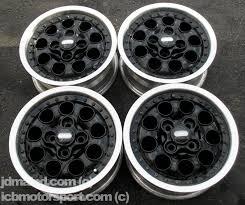14 black rims