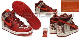 nike dunk high premium collection royale dontrelle