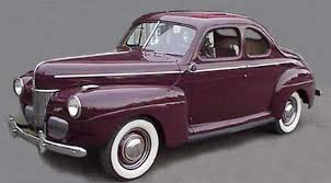1941 fords