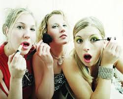 cosmetics girls